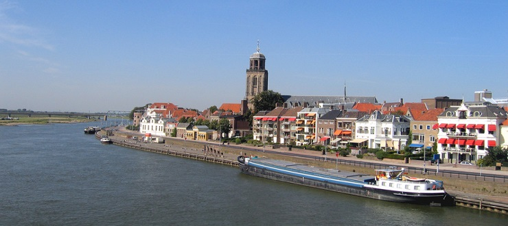 Studieren in Deventer